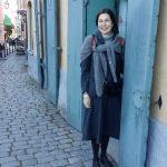 I Uppsala med favorit Sirri sjalen